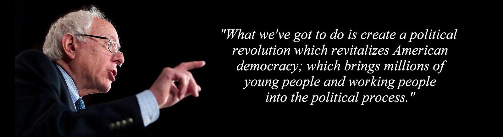 Bernie Sanders_American Democracy
